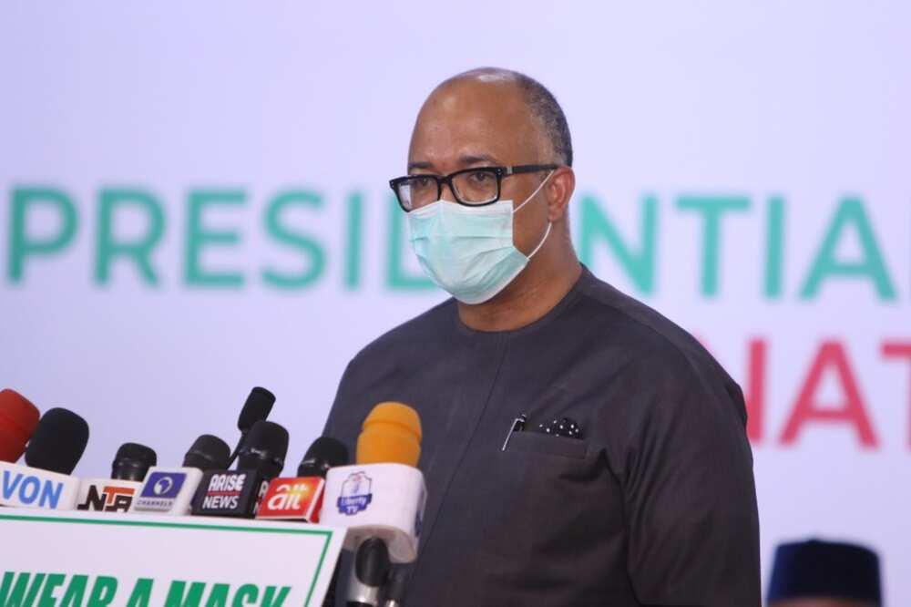 Coronavirus: NCDC announces 593 new cases in Nigeria, total now 50,488