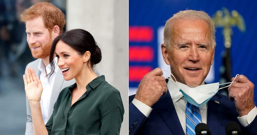 Prince Harry & Meghan Co-chair Global Vaccination Concert, Bidens to Attend
