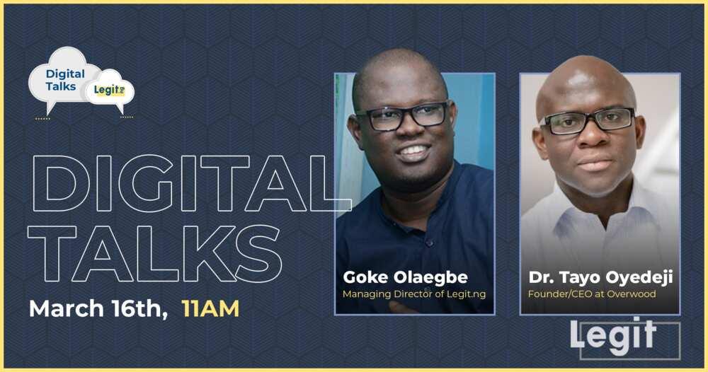 Legit.ng hosts Digital Talks on African business for executives