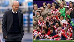 Breaking: Atletico Madrid dethrone Real Madrid to win La Liga title in dramatic last day round of matches