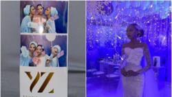 Kasaitattun Bidiyoyi da Hotunan 'Bridal Shower' na Zarah Bayero da Yusuf Buhari