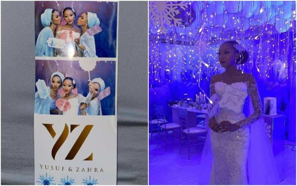 Bidiyoyi da hotunan 'Bridal Shower' na Zarah Bayero da Yusuf Buhari