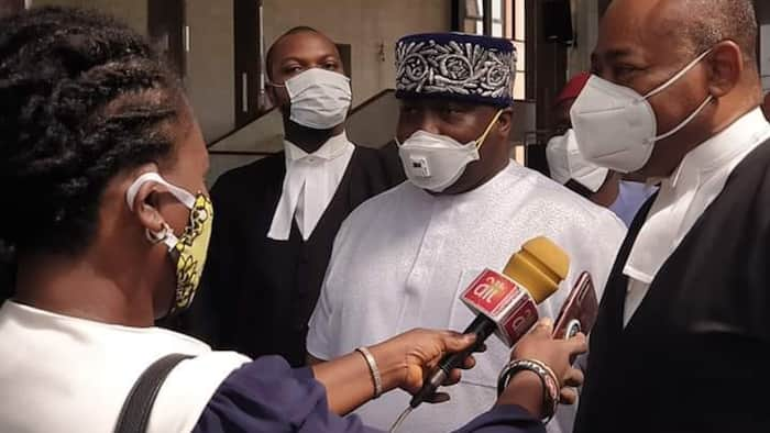 Anambra election: Ifeanyi Ubah asks court to grant him permission to visit Nnamdi Kanu