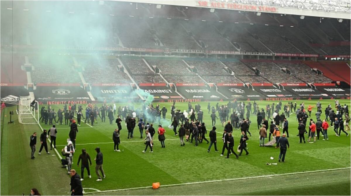 Man United vs Liverpool Premier League Cracker Postponed After Angry Fans Invaded Old Trafford