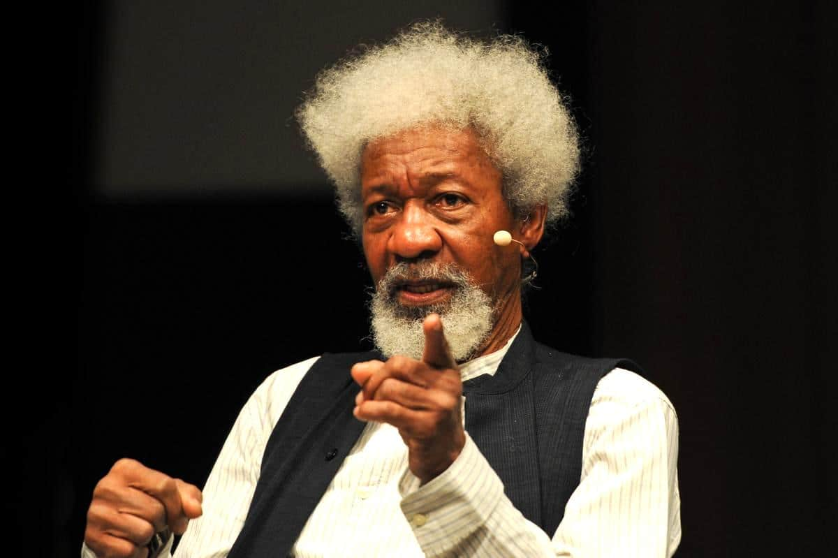 We are building a generation of illiterates - Soyinka slams Nigerian youths