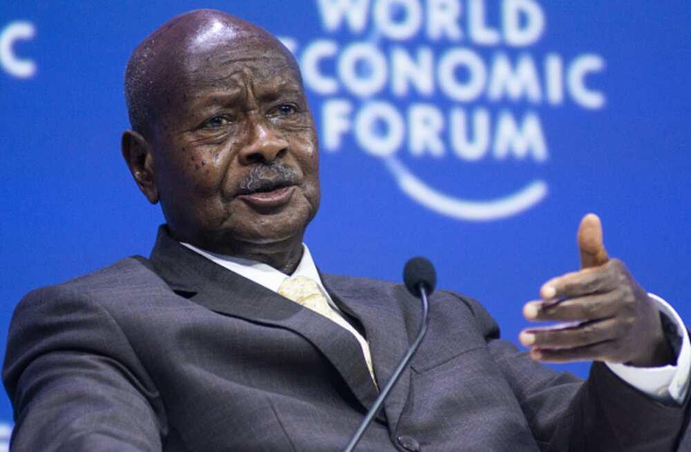 An bayyana Shugabannin Afirka mafi tsufa a 2021 tare da hotuna da ainahin shekarunsu
