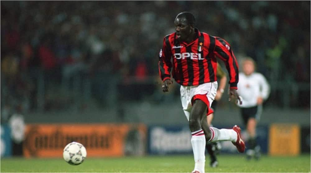 George Weah: Liberian legend no.1 in top 10 Africa's greatest footballers of all time