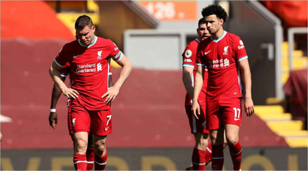 Liverpool's Top 4 Quest Hang in the Balance As Had-Fighting Newcastle United Deny Reds All Three Points