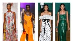 Trendy maxi gown styles to rock in 2018-2019