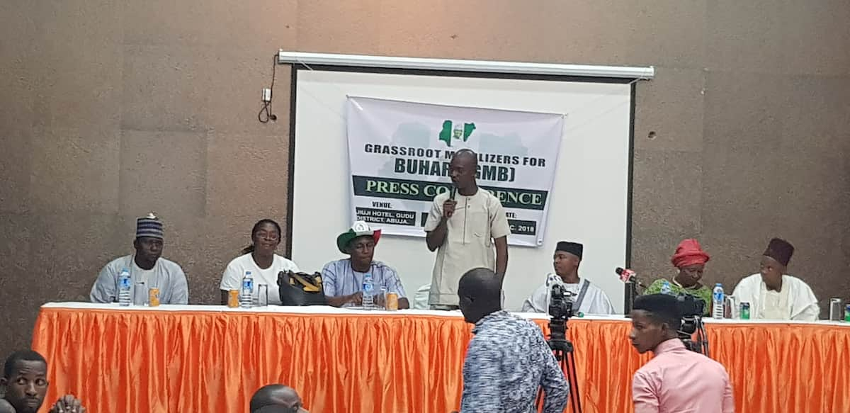 Buhari support group dumps APC, list grievances against party (photos)