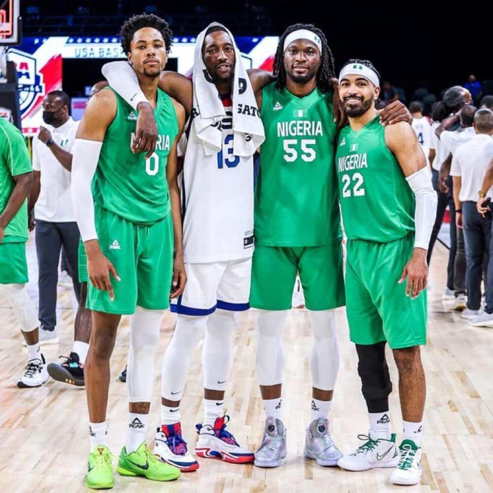 D'Tigers of Nigeria