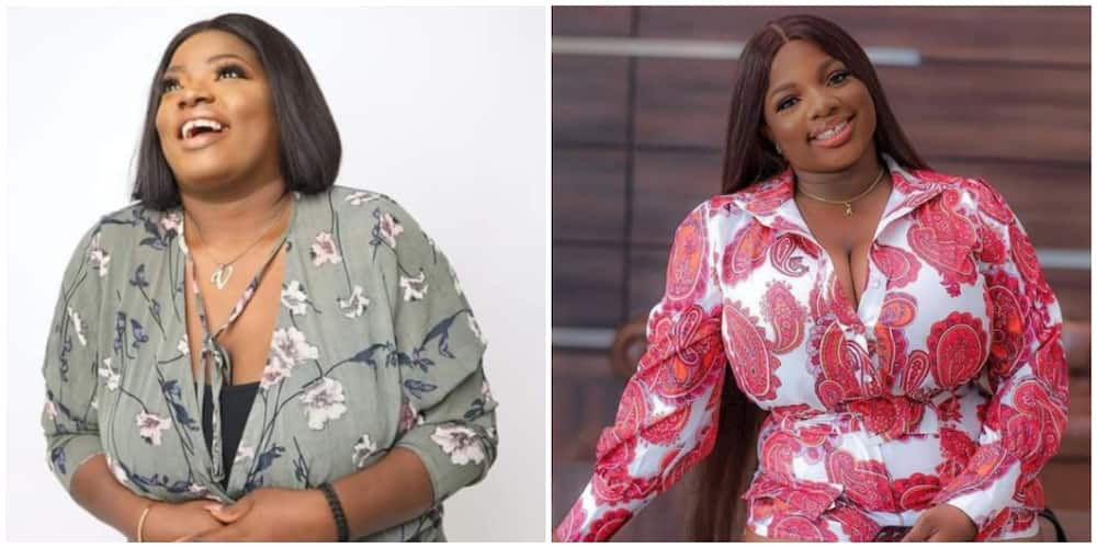 Lovely photos of lady who shares strong resemblance with BBNaija's Dorathy