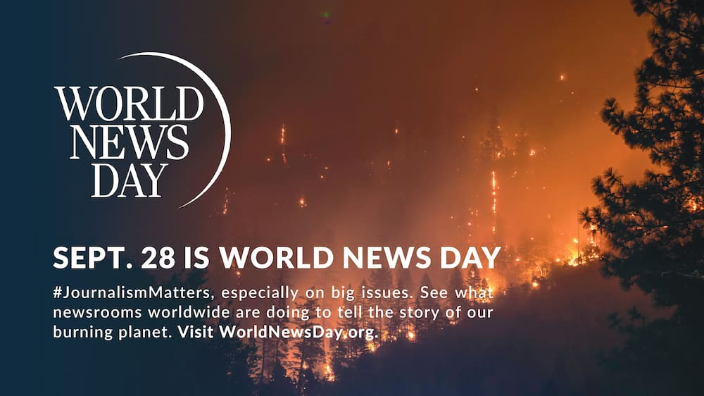 World News Day: Legit.ng Joins Other Top-Class Publications to Highlight Climate Change Crisis