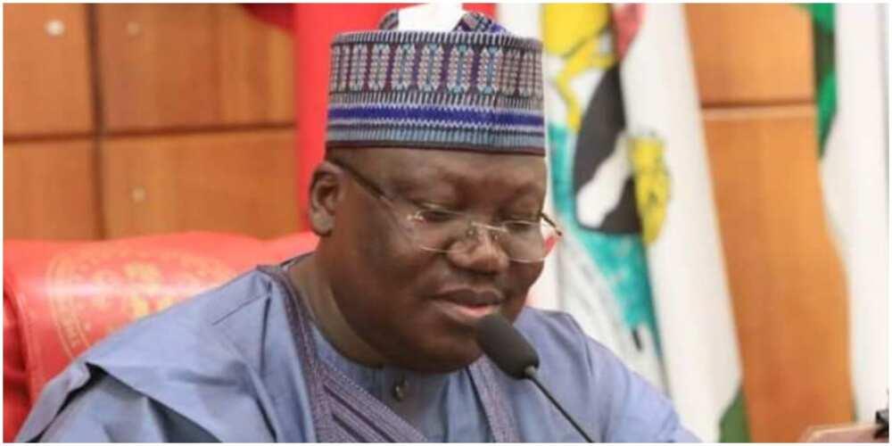 Senate President, Ahmad Lawan, has warned against frivolous spending after approval of N2.3 trillion loan for President Muhammadu Buhari