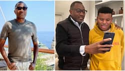 Papa loves you so much, billionaire Femi Otedola celebrates his only son as he clocks new age