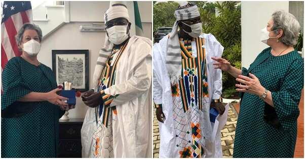 Why We Met With Sarkin Fulani Of Lagos — US Mission speaks