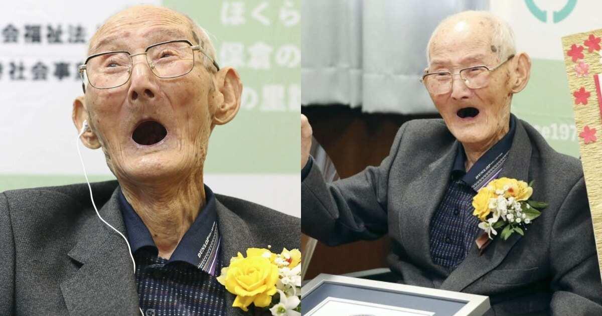 World's oldest man Chitetsu Watanabe dies at 112