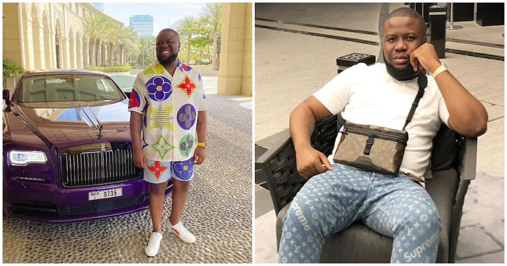 Hushpuppi was granted St Kitts citizenship after marrying a resident in 2018 - PM reveals