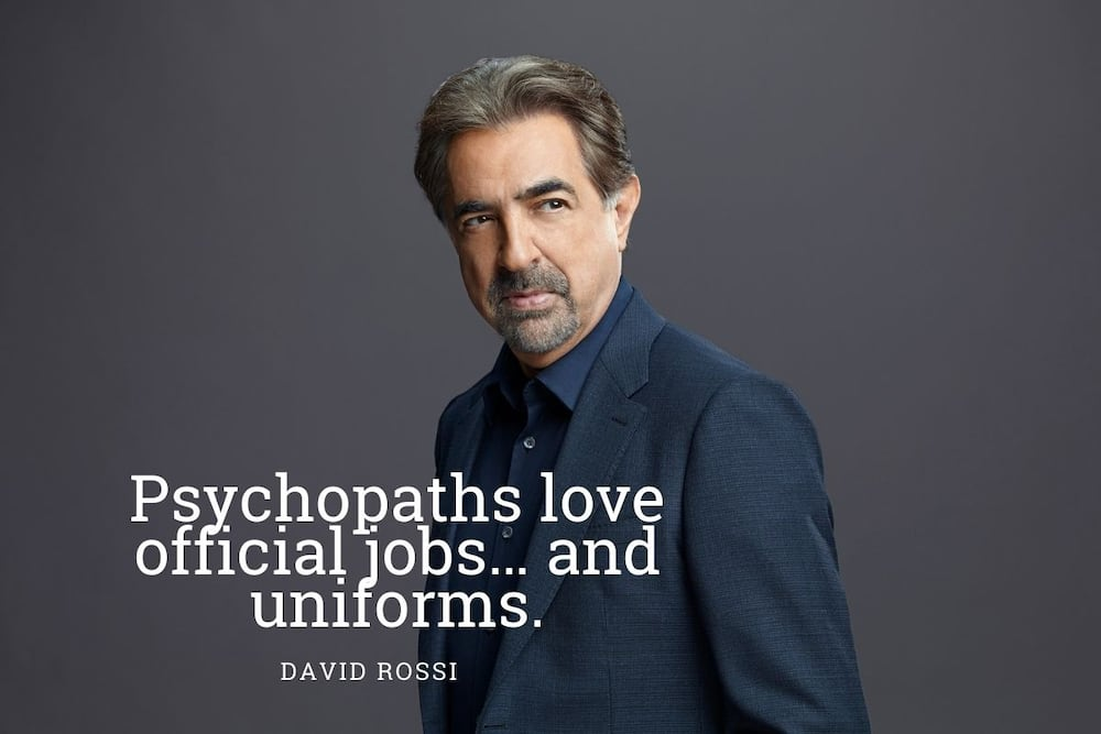 quotes from Criminal Minds