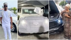 Young billionaire Chico buys N100m G Wagon for mother 2 weeks after getting Lamborghini for himself