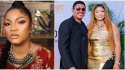 Actress Omotola Jalade speaks candidly about 25-year marriage, says they respect each other's choice and space