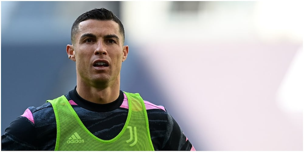 Juventus Star Player, Cristiano Ronaldo, Becomes First Footballer to Receive Cryptocurrency