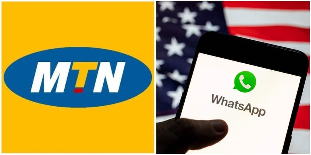 MTN Hides Declining SMS Revenue, as WhatsApp, Facebook Messager Takeover
