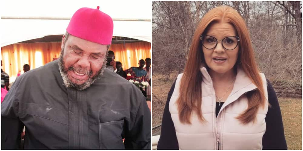 Pastor Laurie Idahosa Apologizes to Veteran Actor Pete Edochie over Molestation Comments about His Mother