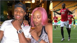 DJ Cuppy reveals why she dumped Arsenal for Premier League rivals Manchester United