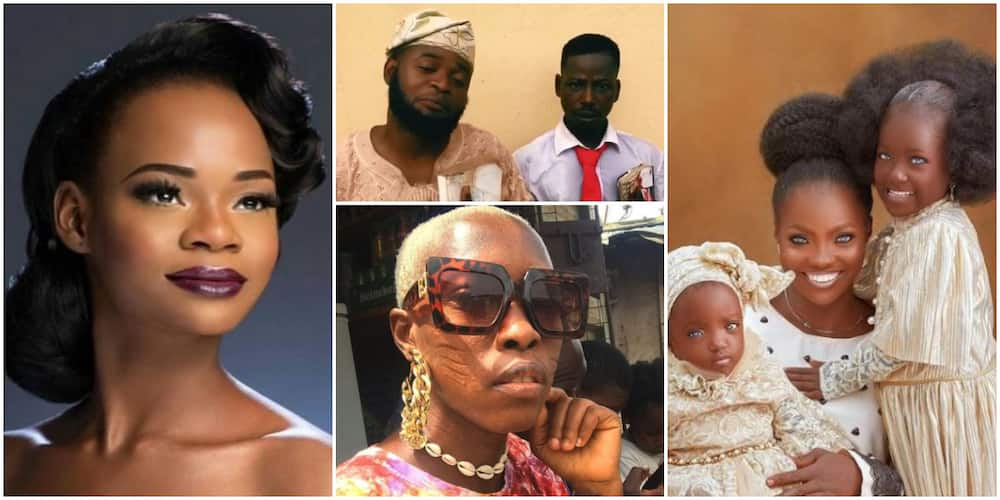 Jumoke Bread, James Brown, Mr Spells and 4 Other Nigerians Who Suddenly Became Famous After Going Viral Online