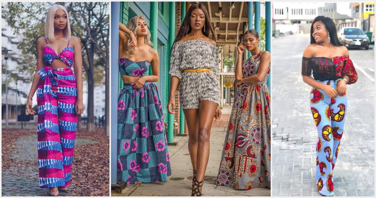 24cdffd32d0 Different types of Ankara styles to opt for in 2019 ▷ Legit.ng