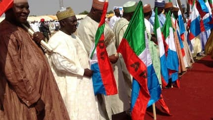 Ex-PDP chair leads supporters to APC in Gombe