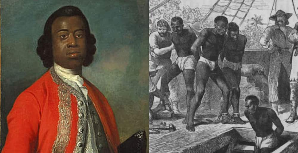 William Ansah Sasreku: Meet Ghanaian sold into slavery who became Prince in England