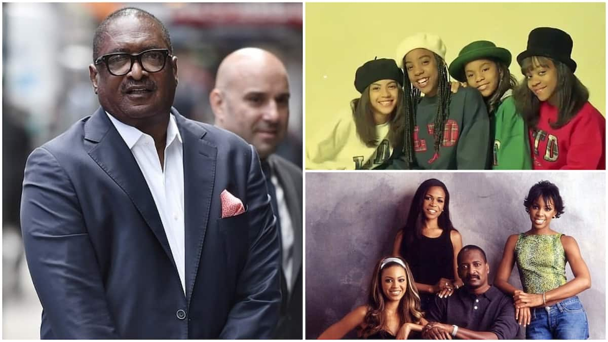 Beyonce's dad release album of never-before-heard Destiny's Child material