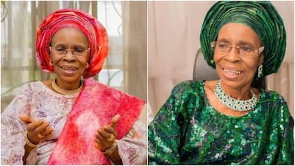Gorgeous 91-year-old woman slays in new photos as she turns a year older