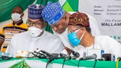 Gwamna ya caccaki ministan shugaba Buhari, Yace ba zai iya lashe zabe a gundumarsa ba