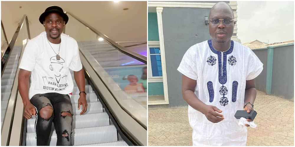 He's Not a Member and We Condemn His Actions, TAMPAN President Mr Latin Dissociates Self From Baba Ijesha
