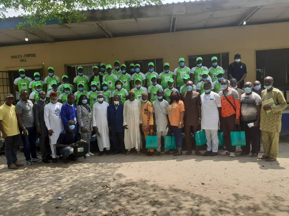 Joy as federal lawmaker organises management training for community leaders, sues for peace