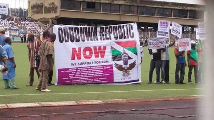 Agitating for Oduduwa republic, a ruse, scam by Saheed Akinola
