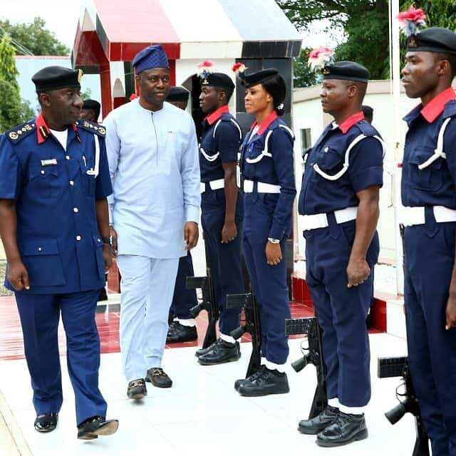 Nigeria Civil Defence Corps salary