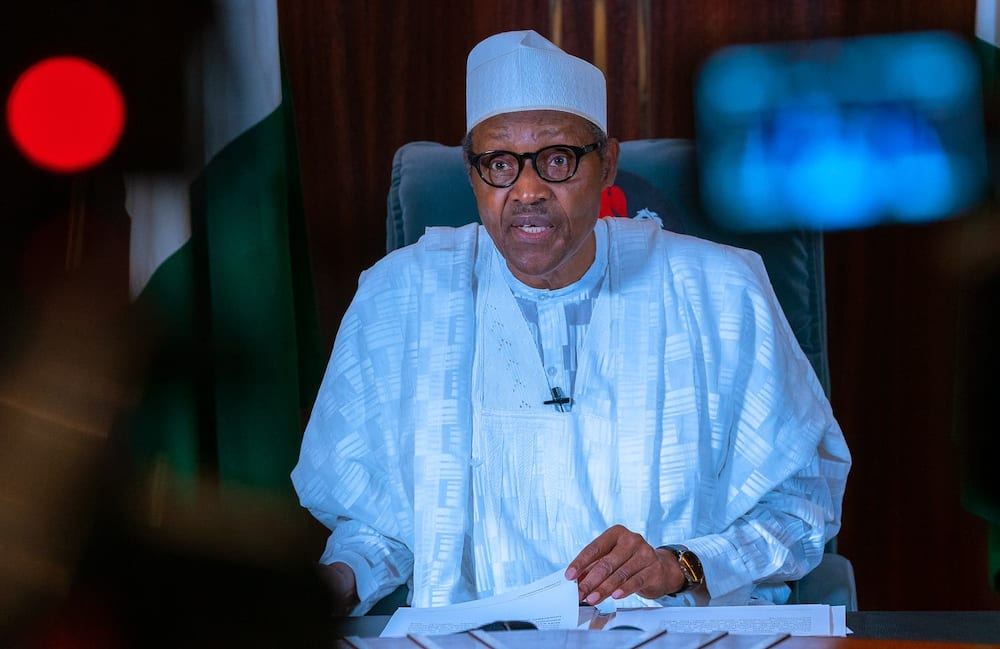 Buhari says he will lift 100 million Nigerians out of poverty