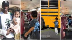 Travis Scott surprises daughter Stormi with school bus, Kylie Jenner shares photos as she gives reason