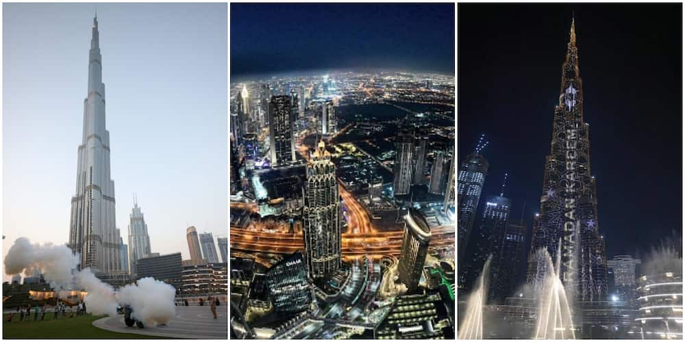 5 fun and incredible facts about Burj Khalifa, the tallest building in the world