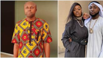 It's for God to decide: Isreal DMW reveals the state of relationship between Davido and 3rd baby mama Chioma
