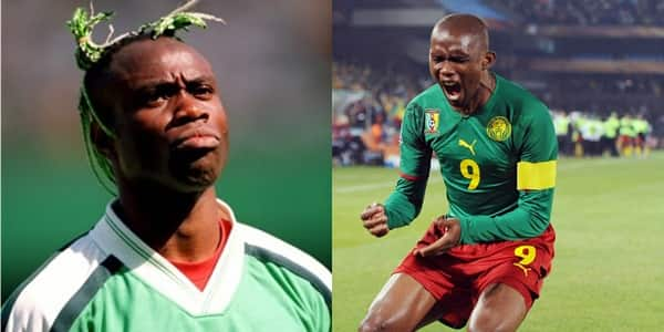 Taribo West was the defender who I feared the most - Samuel Eto'o