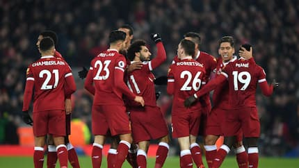 Mohamed Salah's heroic strike propels Liverpool to Champions League round of 16 stage