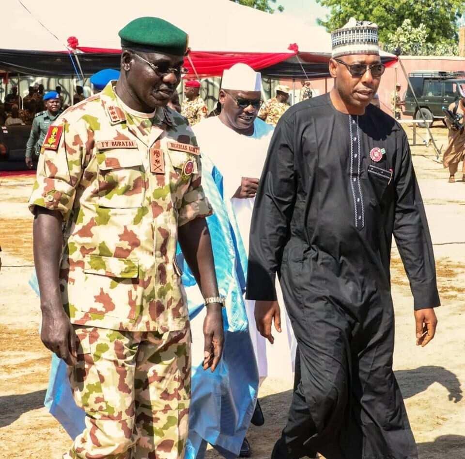 Bidiyon harin da 'yan Boko Haram su ka kaiwa tawagar gwamna Zulum a Borno