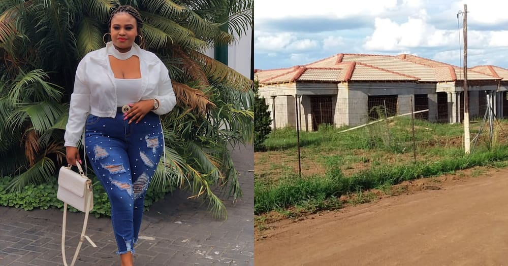 Building a House Isn't Child's Play: SA Lady Shares Construction Woes