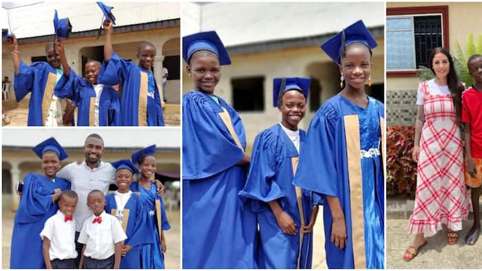 Nigerian kids tagged witches and rejected by their people finish school after being rescued by strangers