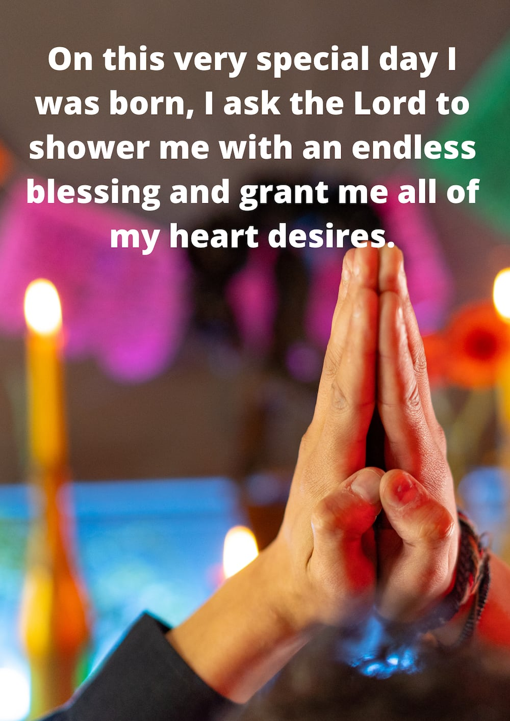 Prayer scriptures